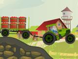 Трактор фермера Теда