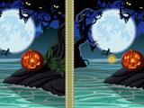 Найти разницу в Хэллоуин