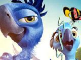 Рио: Пазл с Голубчиком и Жемчужинкой