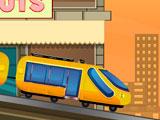Вождение поезда