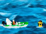 Лего спасатели
