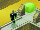 Зеленый Фонарь: Космический побег