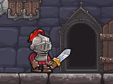 Храбрый рыцарь спасает принцессу