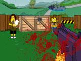 Симпсоны 3D сохранить Спринфилд