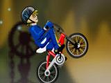 Хот Вилс: Трюки на велосипеде