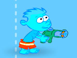 Голубой мальчик