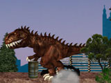 Лондонский динозавр