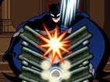 Мощный удар Бэтмена