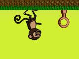 Повесить обезьянку