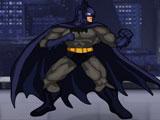 Бетмен защищает Готэм