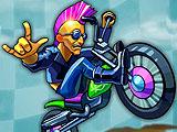 Сумасшедший мотоцикл