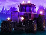 Гоночный чемпионат среди тракторов