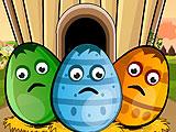 Украли яйцо