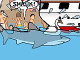 Акула в Лос-Анджелесе