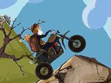 Горное приключение на квадроцикле
