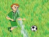 Фанат футбола