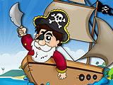 Приключение супер пирата