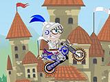 Средневековый байкер