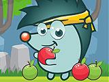 Поймать яблоко 2