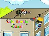 Защита школы от зомби 2