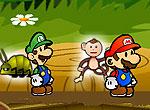 Марио - побег из джунглей