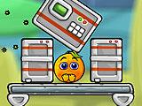 Спасение апельсинки