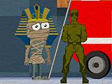 Побег фараона