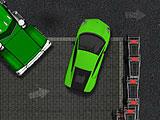 Мания суперкаров - парковка
