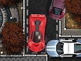 Парковка суперкара