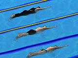 Профессиональное плаванье