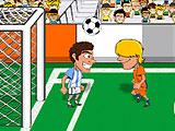 Забавный футбол
