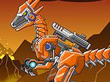 Военный робот хищник