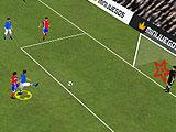 Быстрая игра - мировой футбол 3