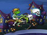 Супер гонки зомби
