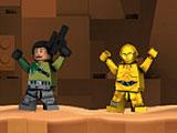Лего Звездные войны - приключения 2016