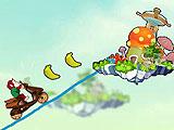 Сбор бананов