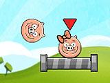 Время приключений свинок