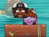 Храбрый пират бык