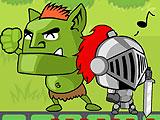 Рыцарь и Тролль