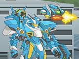 Робот супер боец