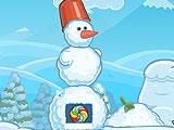 Найти конфеты - конфетная зима