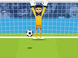 Футбол: пенальти вперед!