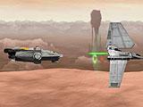 Звездные Войны Повстанцы: Рей на призраке