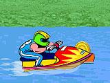 Езда по воде
