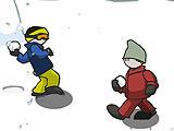 Снежные блиц-сражения