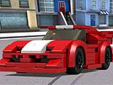 Лего тачки: скрытые буквы