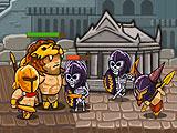 Герои мифов воины богов