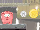 Свинка с монетами
