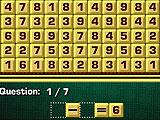 Арифметическая игра
