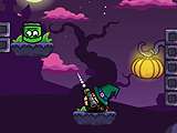 Базука и чудовище 2 Хэллоуин